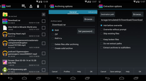 RAR-for-Android-screenshot